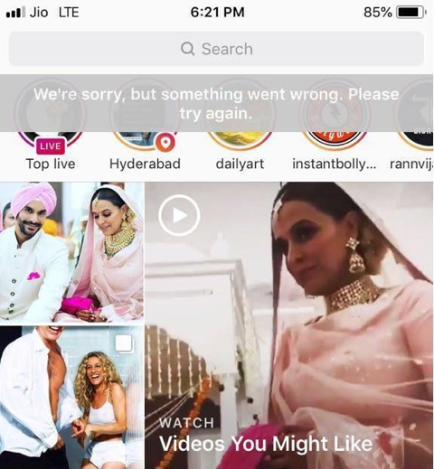 """How to Solve Instagram's """"Couldn't Refresh Feed"""" Problem"""